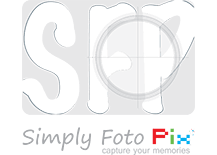 Simple Foto Pix Logo