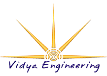 Vidya Engineering Logo